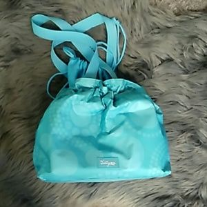 Blue thirty-one lunch bag